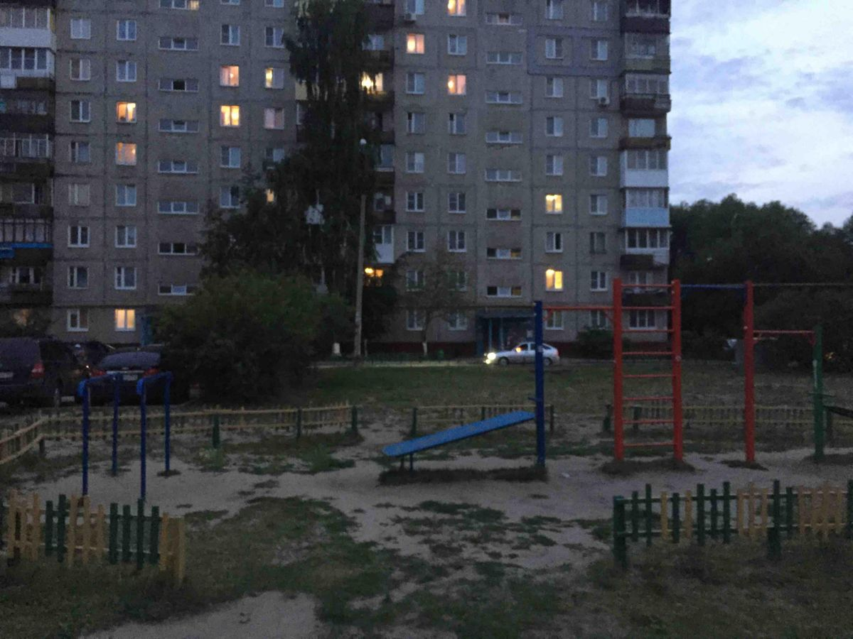Nizhny Novgorod - Fitness Park - Суши Тайм