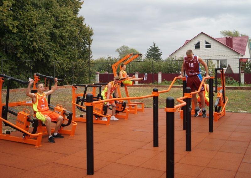Rtishchevo - Street Workout Park - 412031