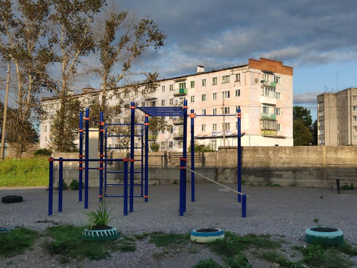 Alexandrovsk - Street Workout Park - 618320