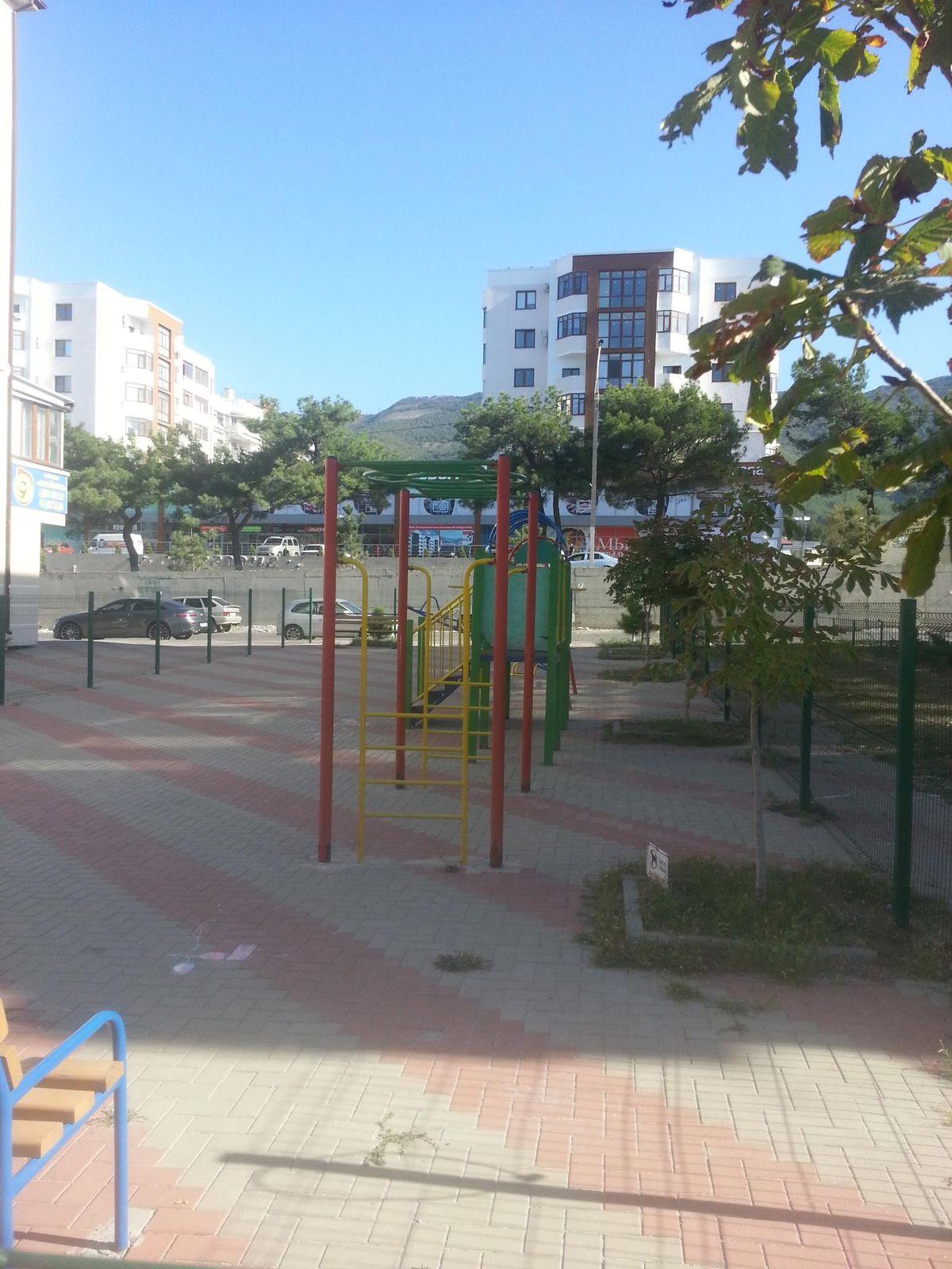 Gelendzhik - Street Workout Park - Прасковеевская Улица