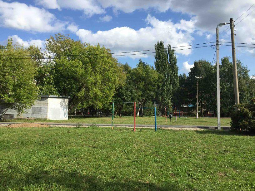 Nizhny Novgorod - Fitness Park - Гимназия 136