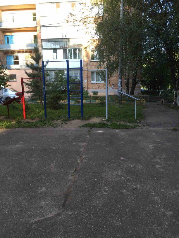 Nizhny Novgorod - Calisthenics Gym - КО.К.С. 2