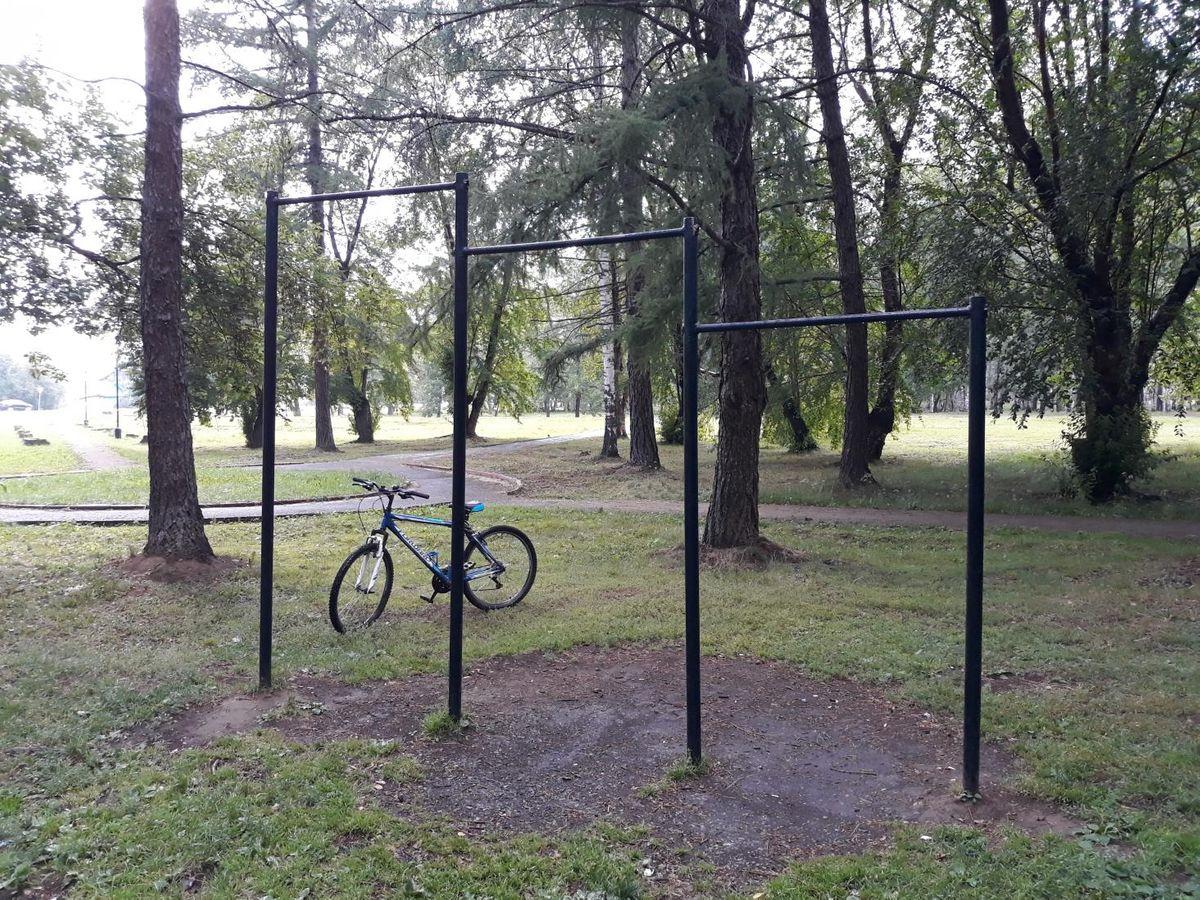 Verkhnyaya Pyshma - Street Workout Park - Асмото KIA