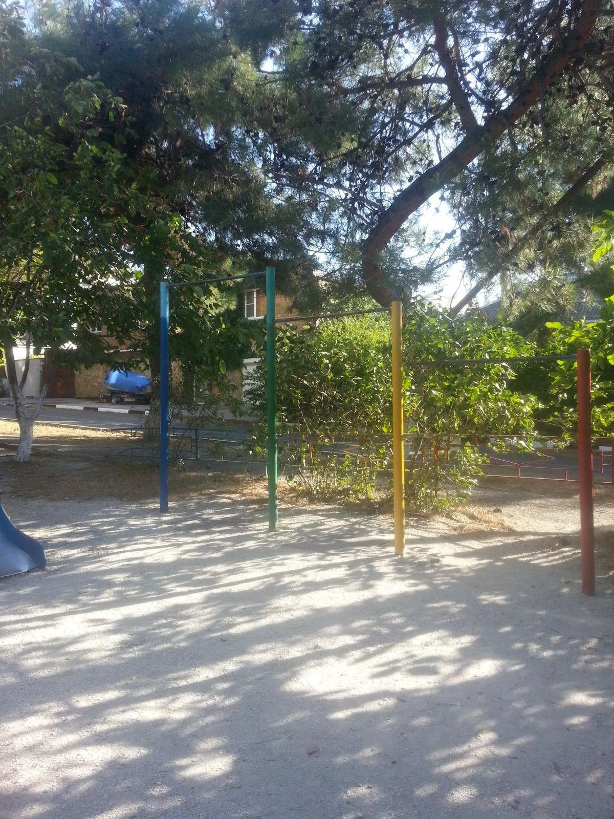 Gelendzhik - Street Workout Park - Улица Калинина