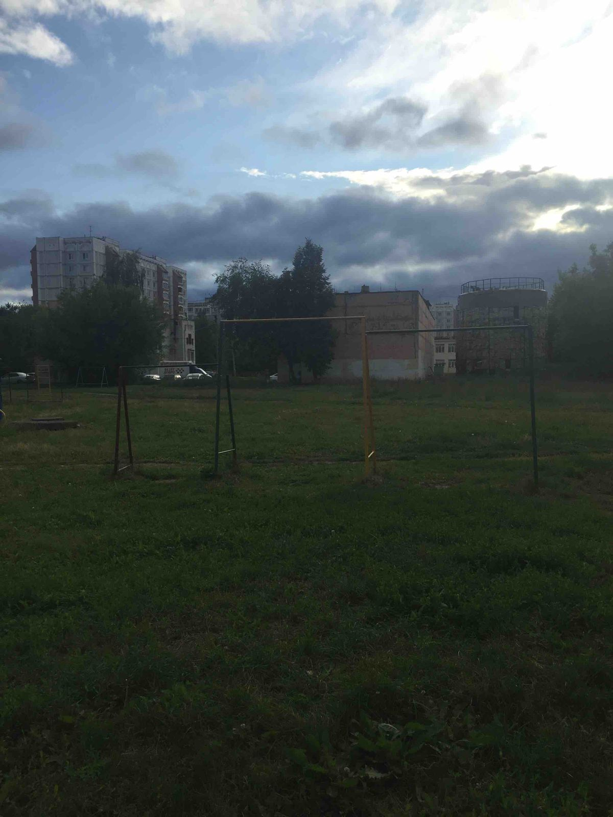 Nizhny Novgorod - Outdoor Gym - Food King