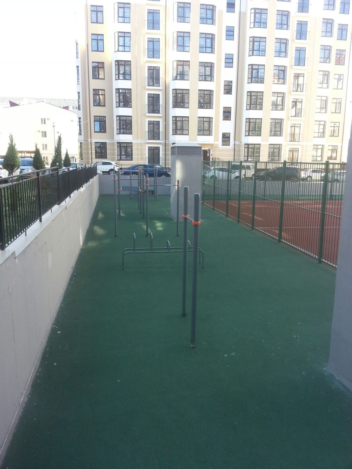 Gelendzhik - Calisthenics Gym - Дивноморская Улица