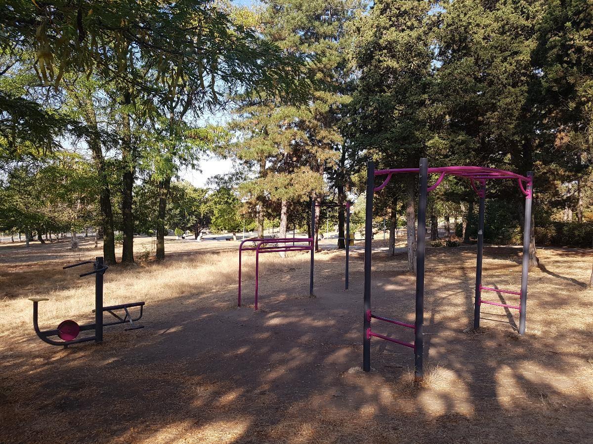 Yambol Province - Calisthenics Gym - Yambol