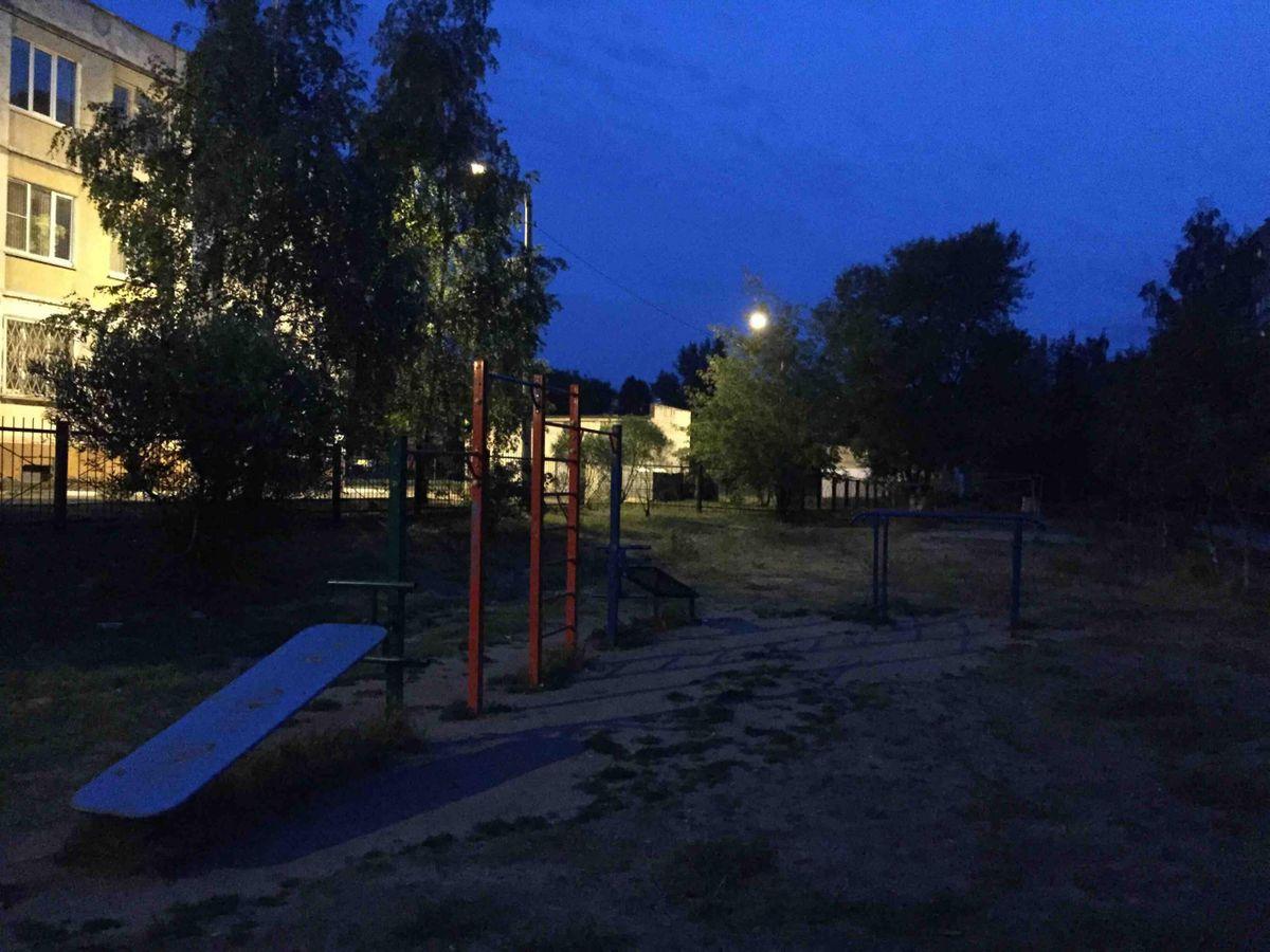Nizhny Novgorod - Street Workout Park - Общежитие НИУ ВШЭ