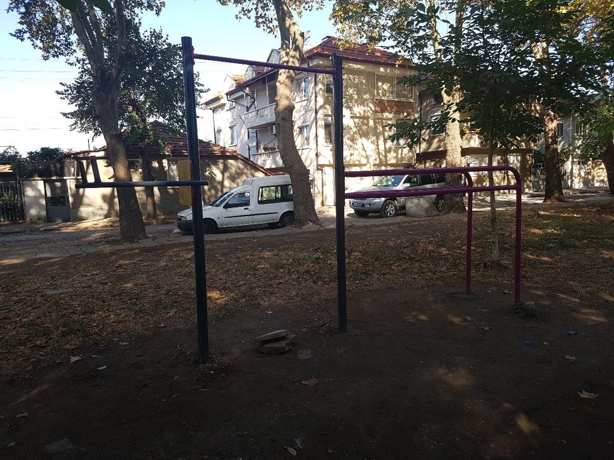 Yambol Province - Calisthenics Park - Yambol