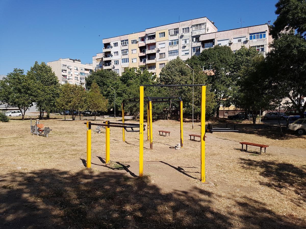 Yambol Province - Fitness Park - Yambol