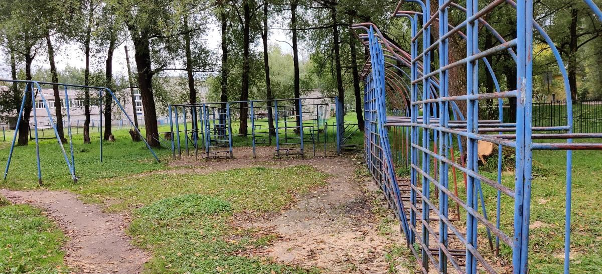Bezhetsk - Street Workout Park - Клуб Портал