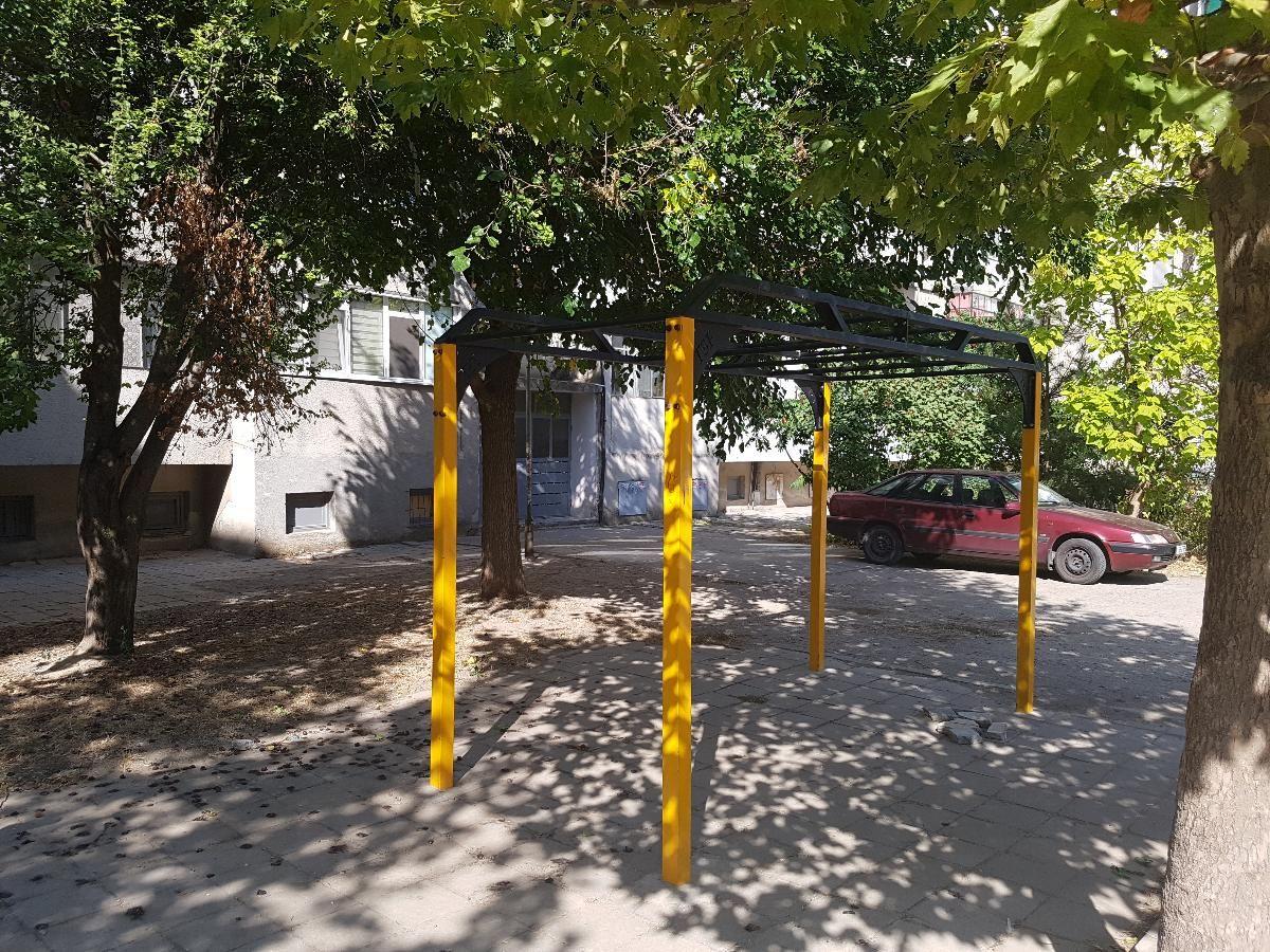 Yambol Province - Street Workout Park - Yambol