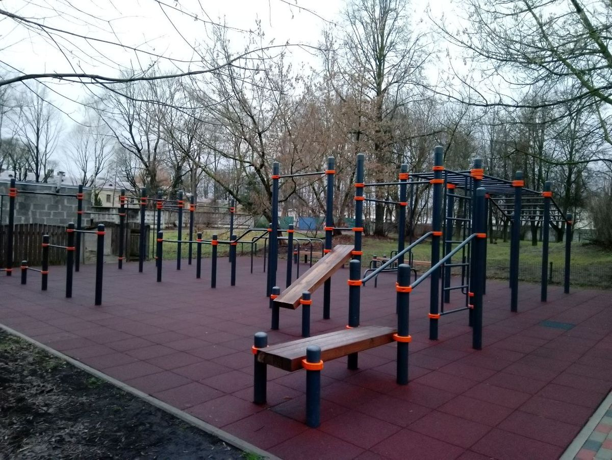 Riga - Calisthenics Gym - LaTS