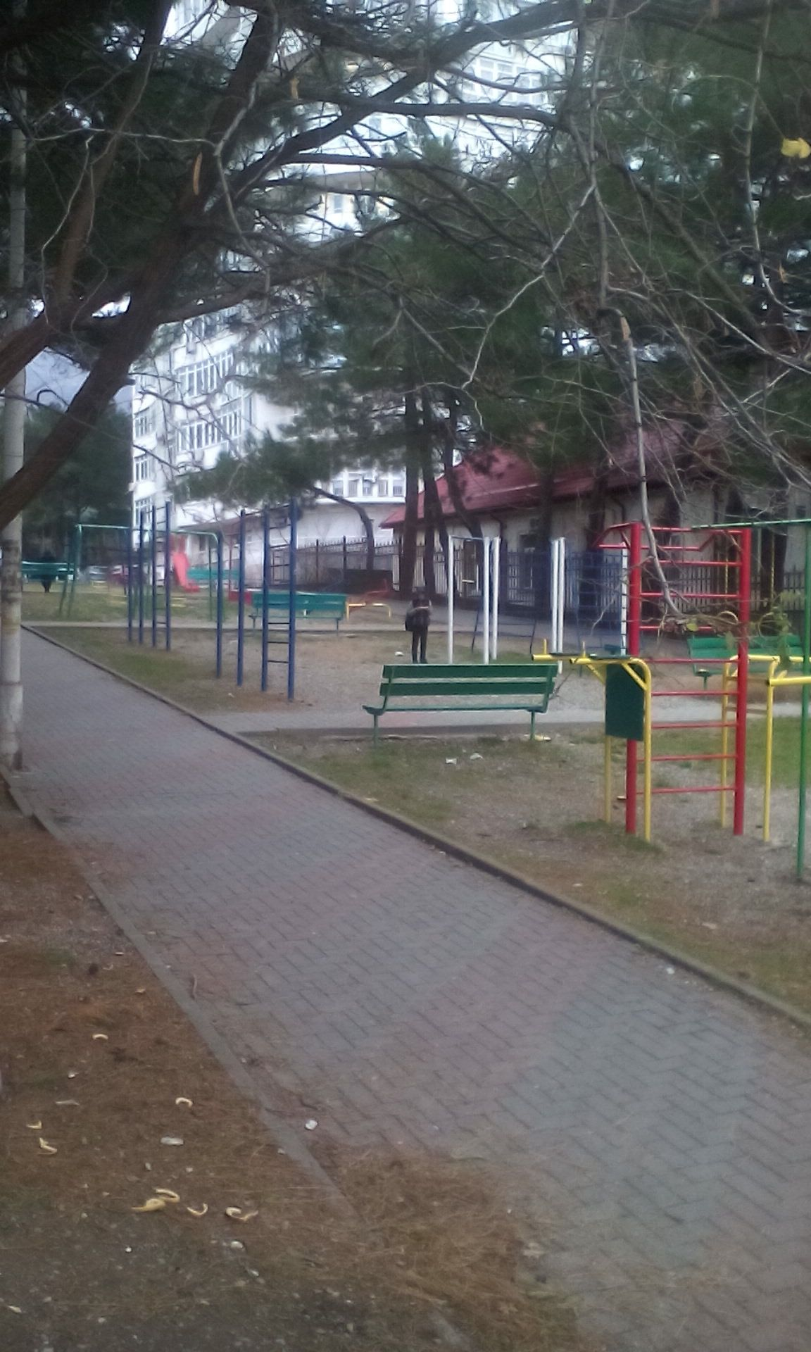 Gelendzhik - Outdoor Gym - Красная Улица
