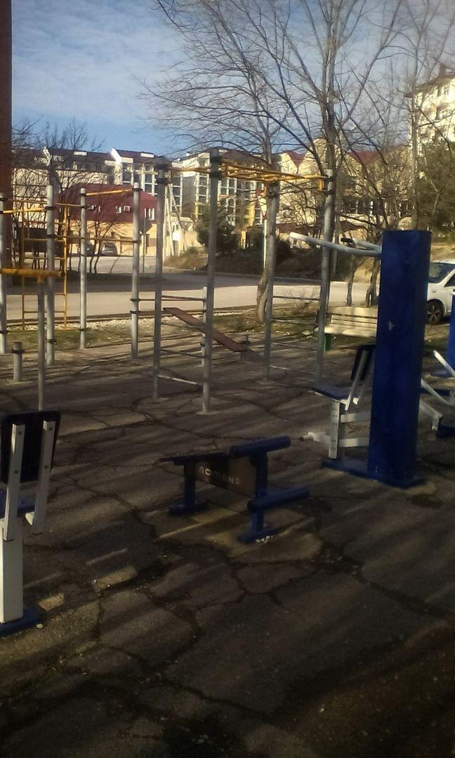 Gelendzhik - Calisthenics Gym - Улица Савицкого