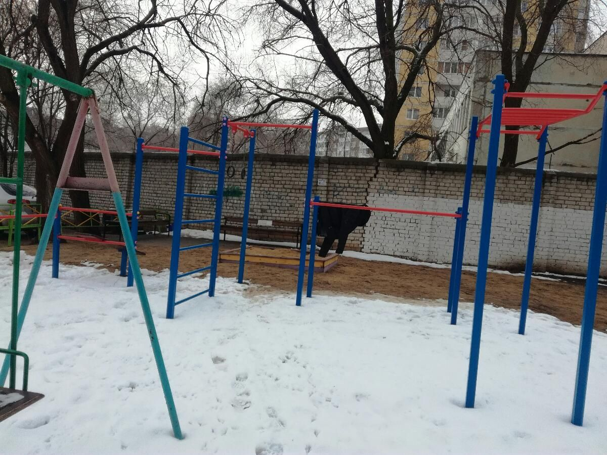 Voronezh - Calisthenics Park - 1 Литр