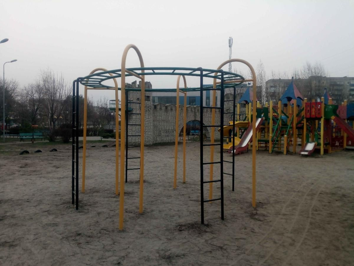 Horishni Plavni - Street Workout Park - Наутилус