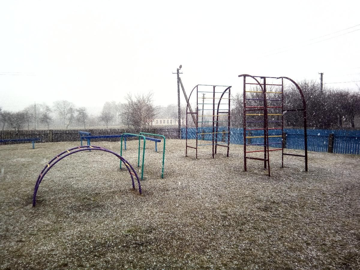 Poltava Oblast - Street Workout Park - Якимове