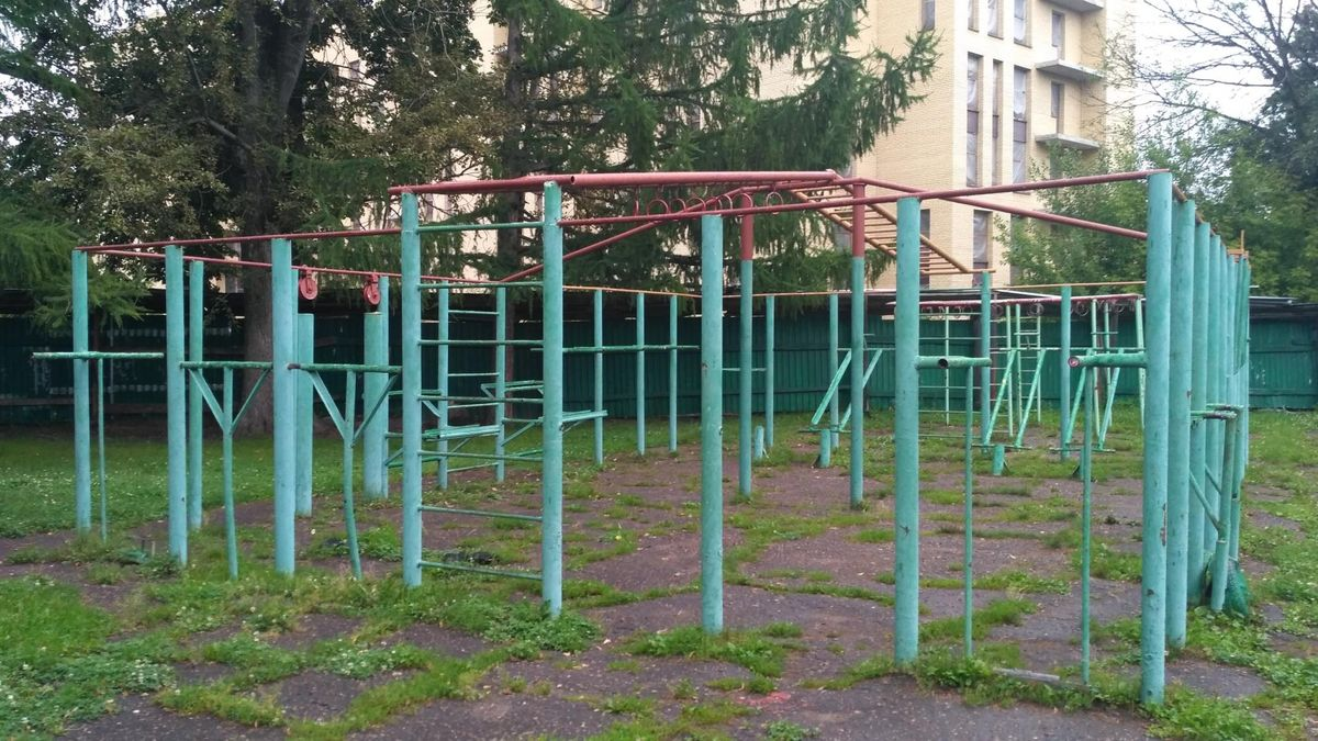 Yaroslavl - Fitness Park - Sberbank of Russia