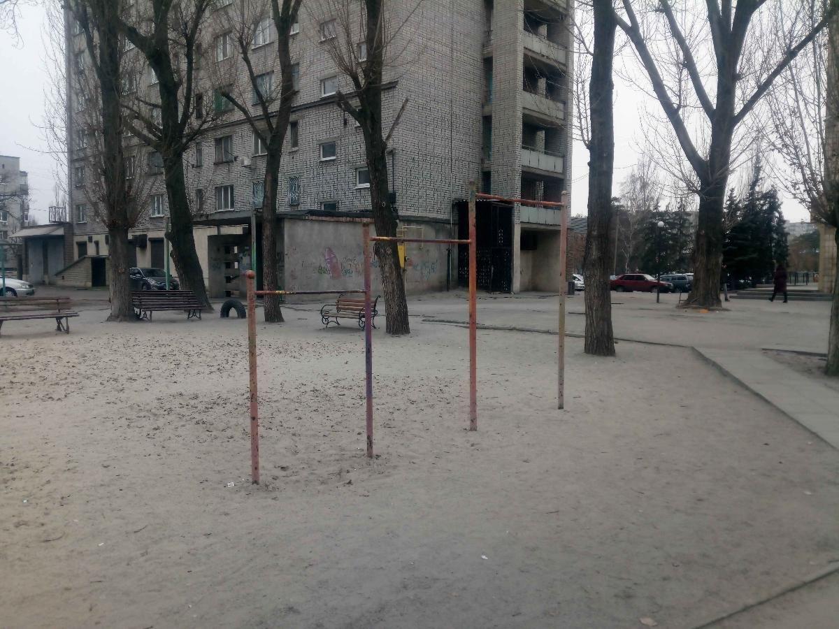 Horishni Plavni - Calisthenics Gym - Relax