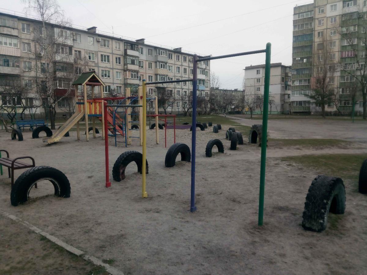 Horishni Plavni - Fitness Park - Raffinade
