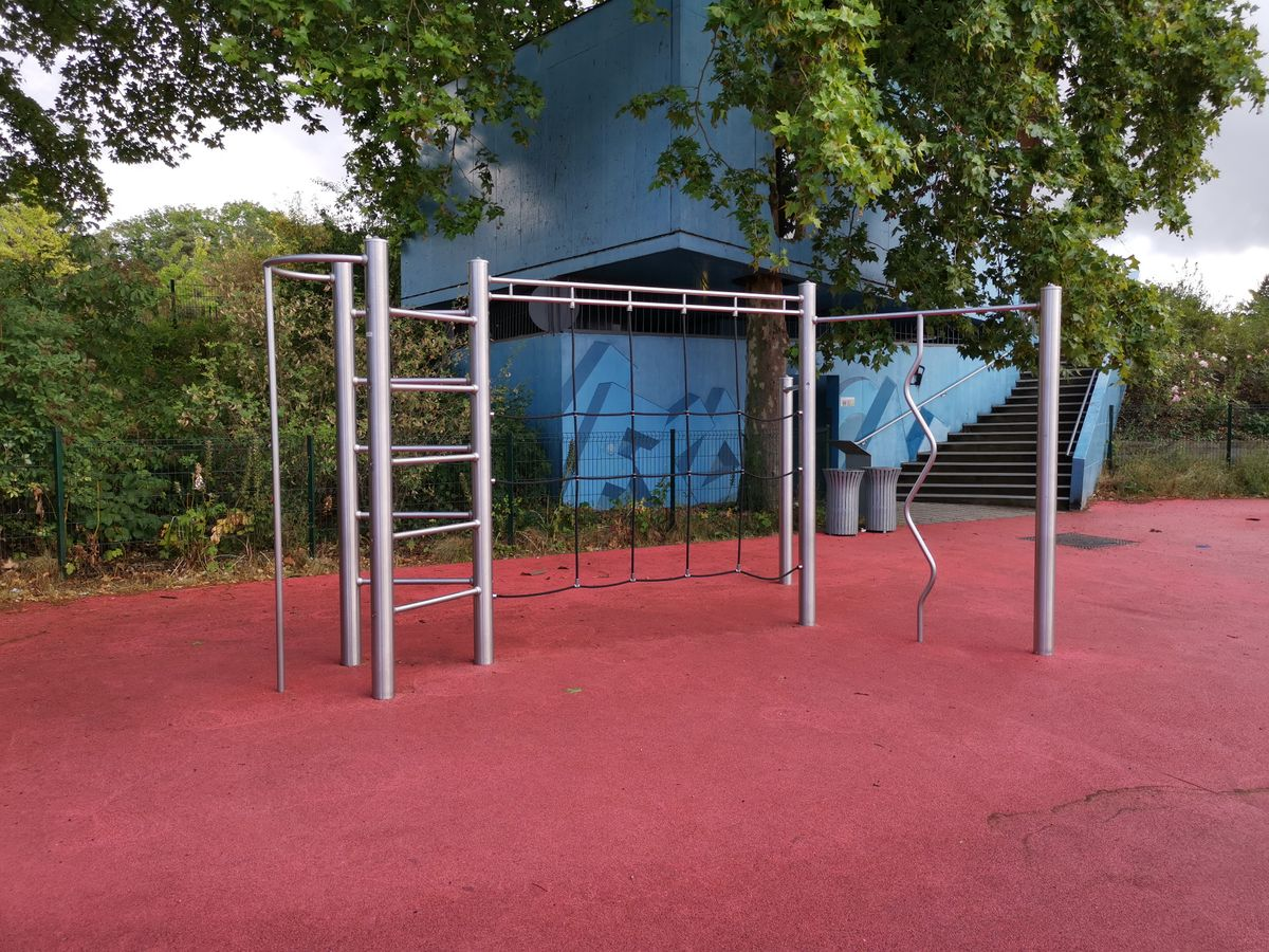 Colombes - Outdoor Gym - Parc Pierre-Lagravère
