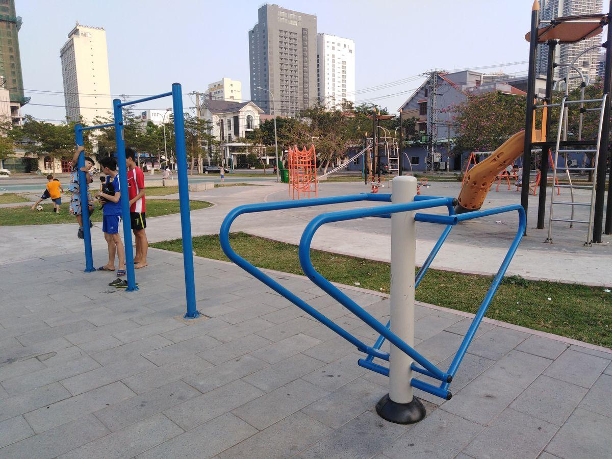 Sơn Trà District - Street Workout Park - Noni Massage