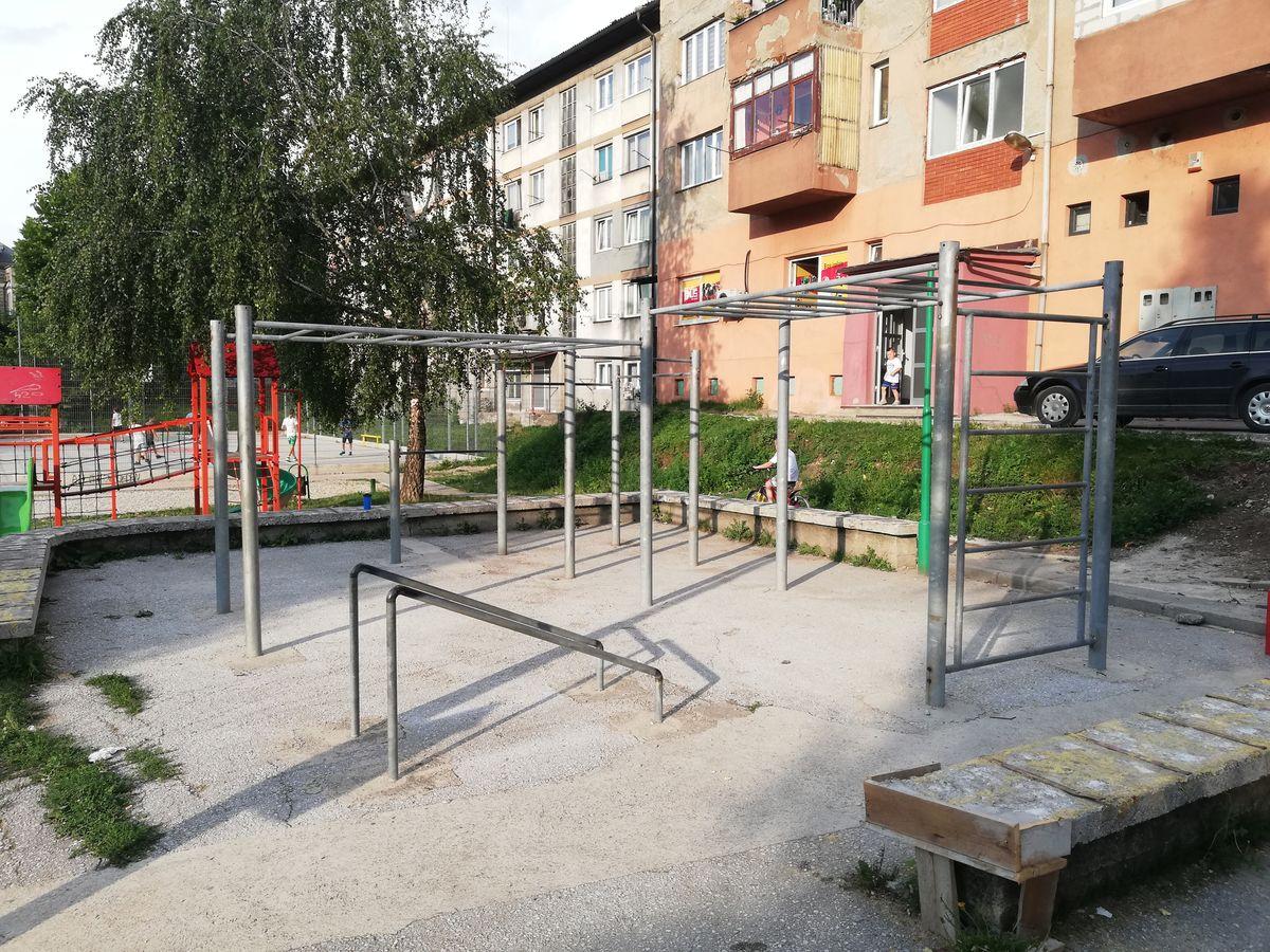 Kakanj - Calisthenics Gym - Kakanj Centar