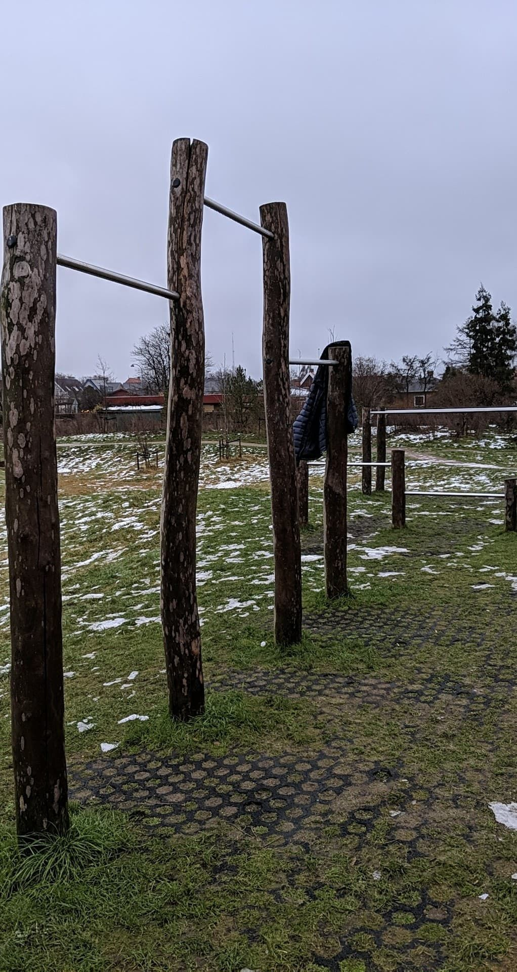 Gladsaxe - Street Workout Park - Kong Hans Alle