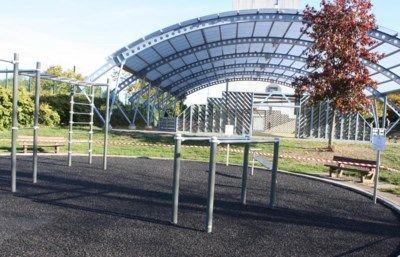 Namur - Street Workout Park - Rue Des Bosquets