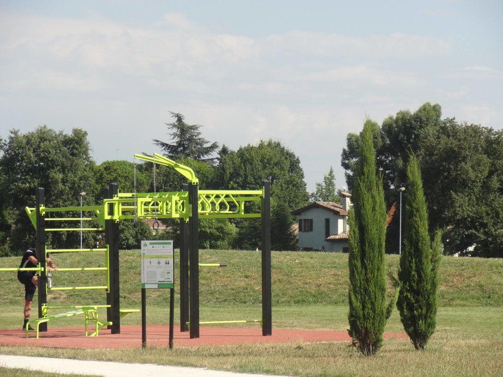 Saint-Alban - Fitness Park - Rue Pierre De Coubertin