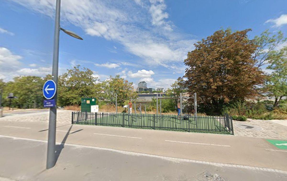 Meudon - Calisthenics Park - Route De Vaugirard