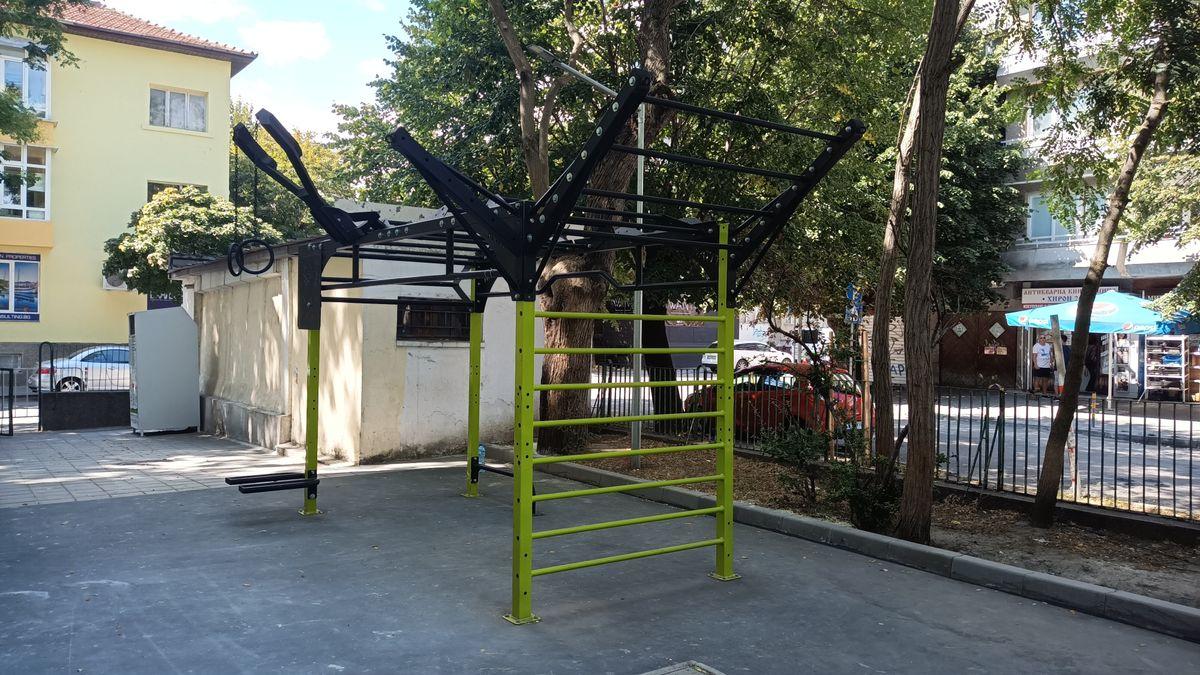 Varna - Fitness Park - Проф Николай Державин