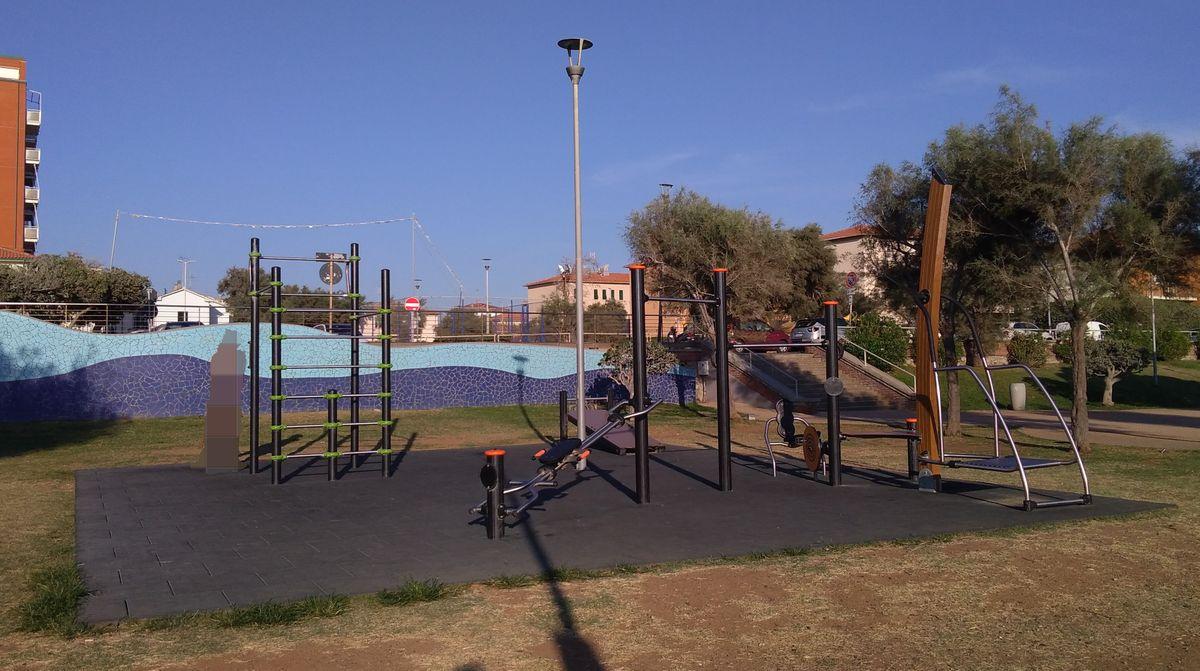 Rosignano Solvay - Calisthenics Park - Viale Trieste