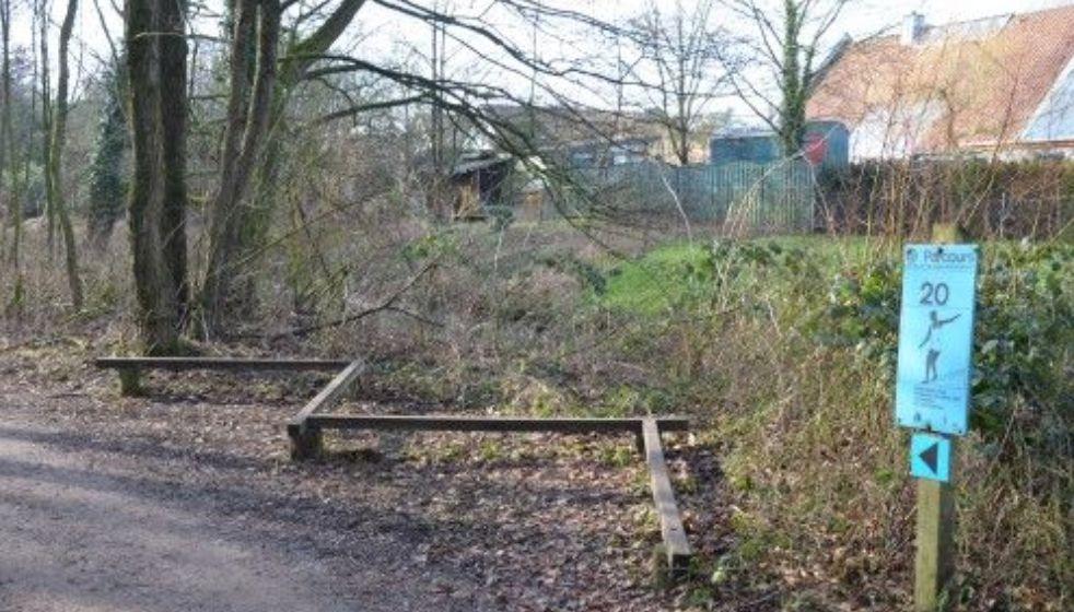 Rheda-Wiedenbrück - Fitness Trail - Stadtholz
