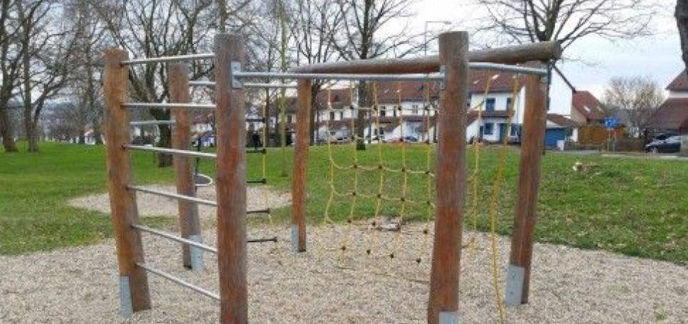 Kassel - Playground - Heiligenbergstraße