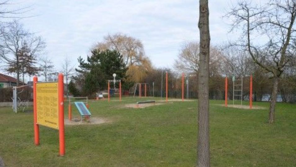 Hanover - Street Workout Park - Garbsen