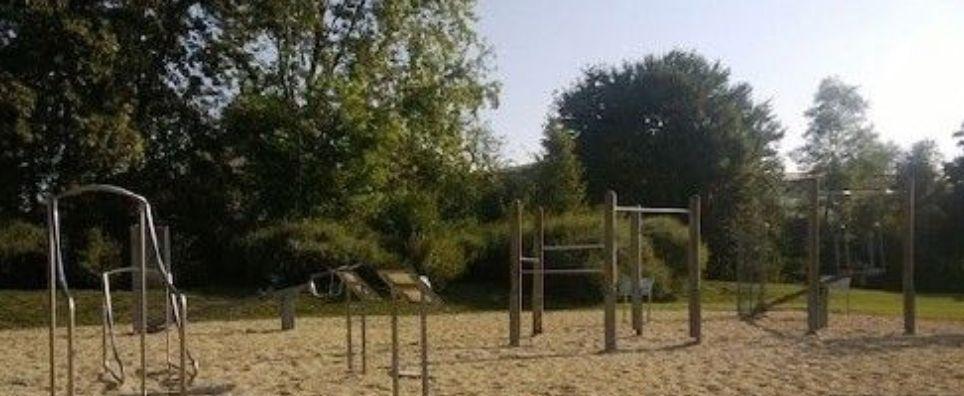 Augsburg - Street Workout Park - Stadtbergen