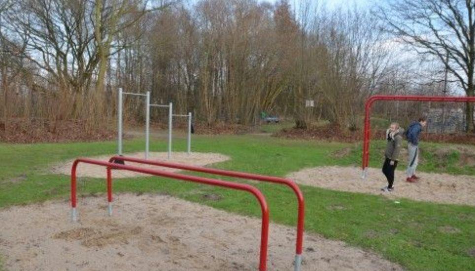 Reinbek - Calisthenics & Workout Park