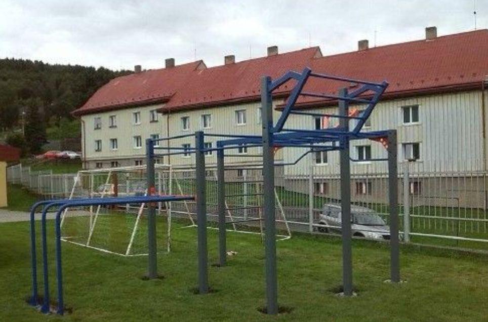 Mezibori - Street Workout Park - RVL 13