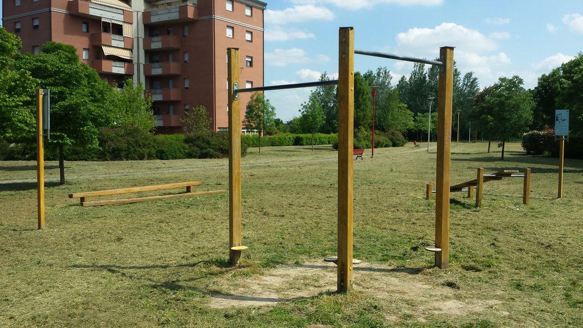 Carpi - Street Workout Park - Parco Matto