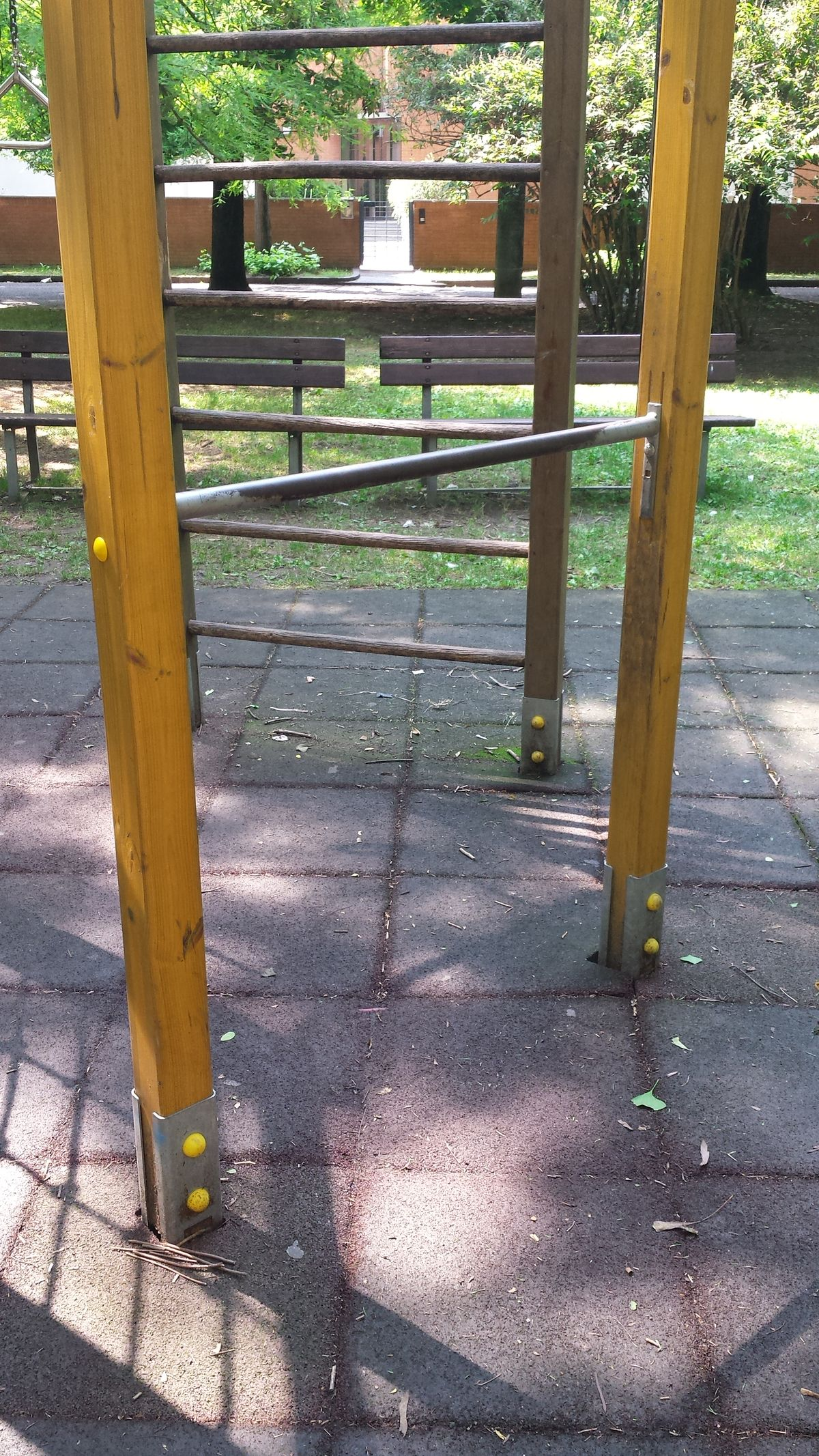 Soliera - Calisthenics Gym - Parco della Resistenza - 2
