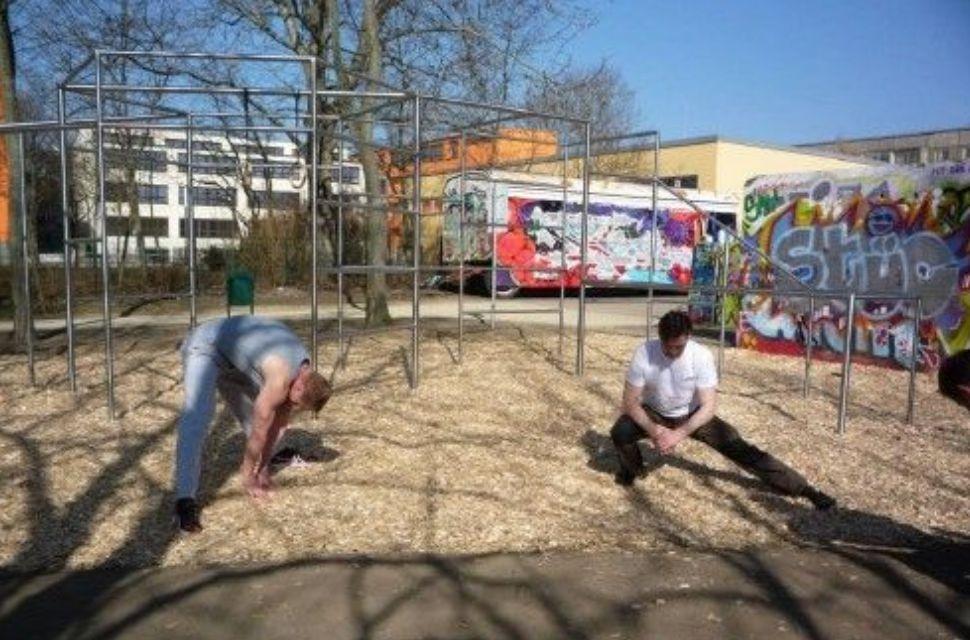 Potsdam - Parkour Park