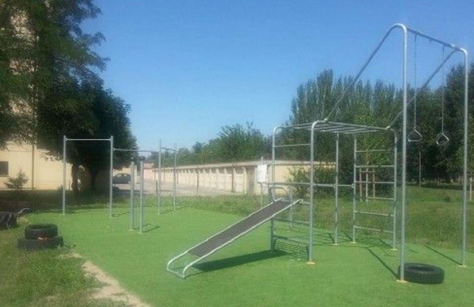 Ferrara - Calisthenics Park - Italy