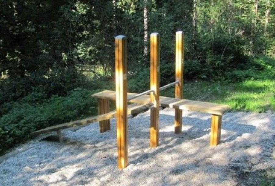 Český Krumlov  - Fitness Trail - (Krummau)
