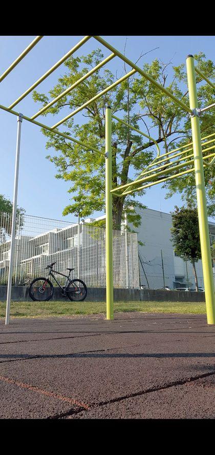 Exercise Park - Outdoor Fitness Park - Parco sportivo comunale L.HUB PARK - 2