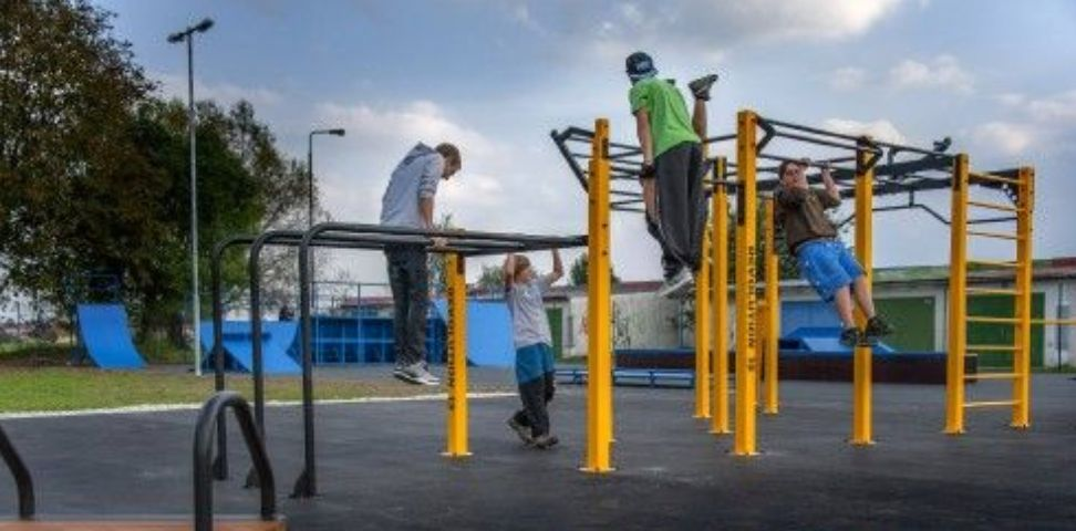 Unicov - Street Workout Park - RVL 13