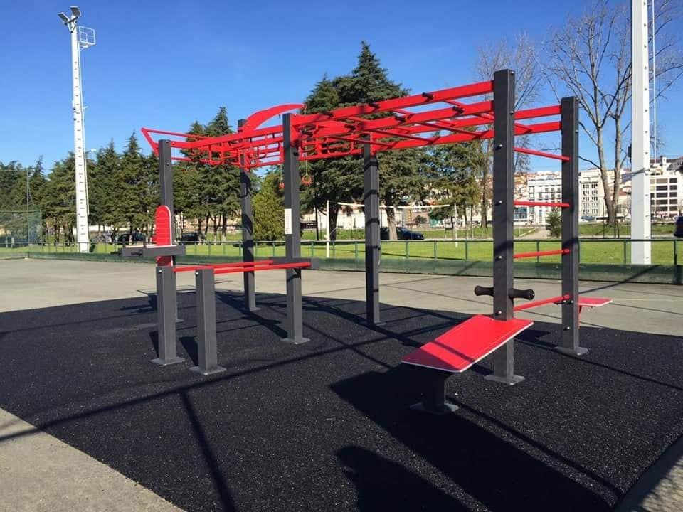 Coimbra  - Outdoor Exercise Park - Estádio Universitário