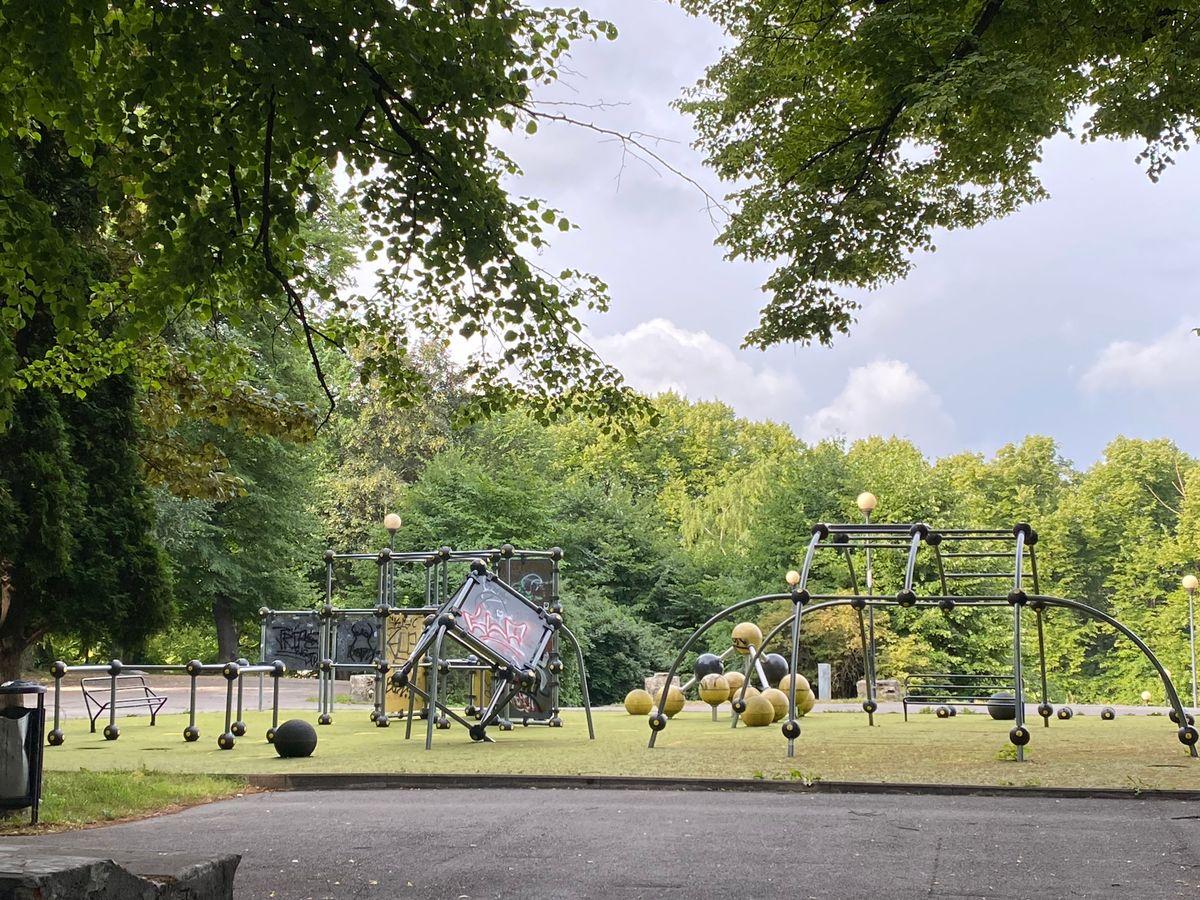 Parkour Gym  - Tallinn - Lappset Parkour Park Tallinn