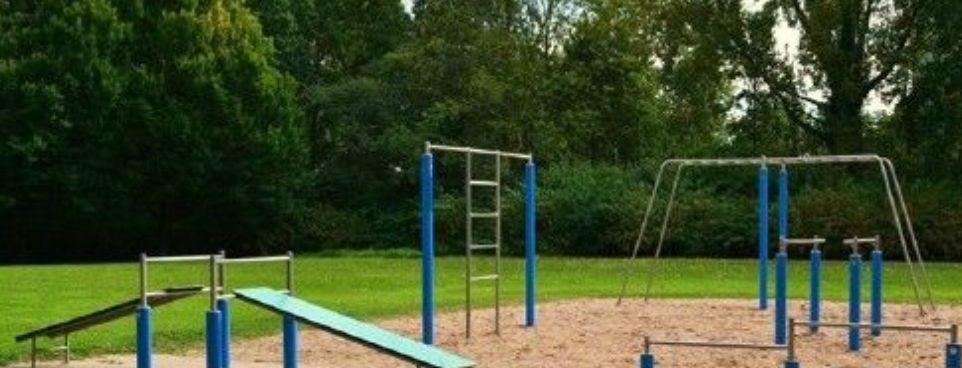 Dordrecht - Street Workout Park - Sterrenburg Park